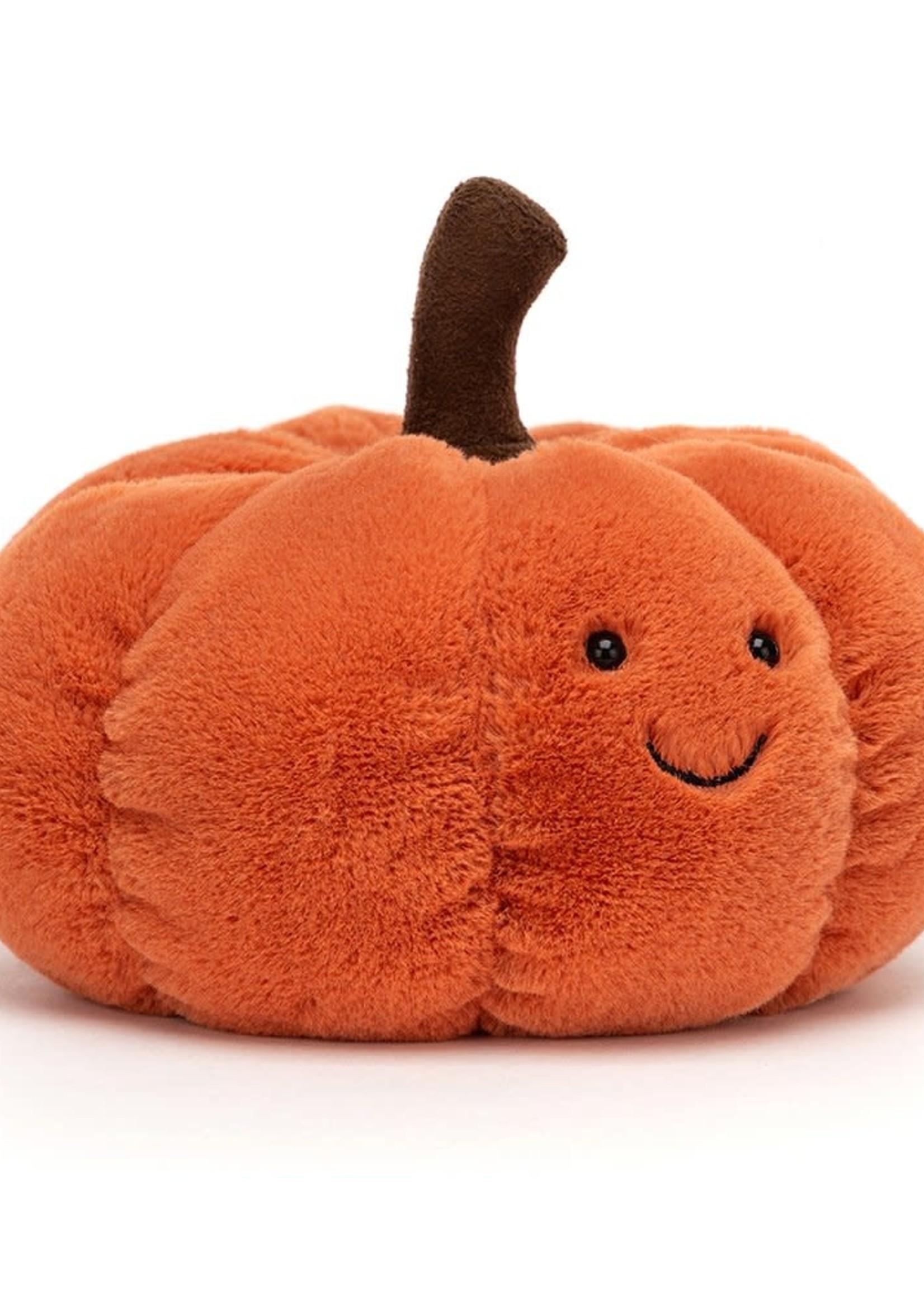 Jellycat JC Squishy Squash Orange