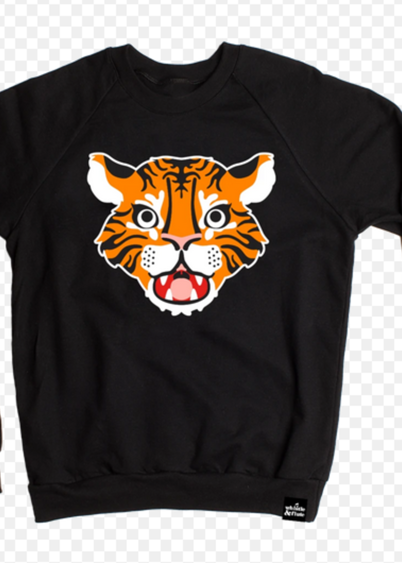 Whistle & Flute W&F Tiger Sweater