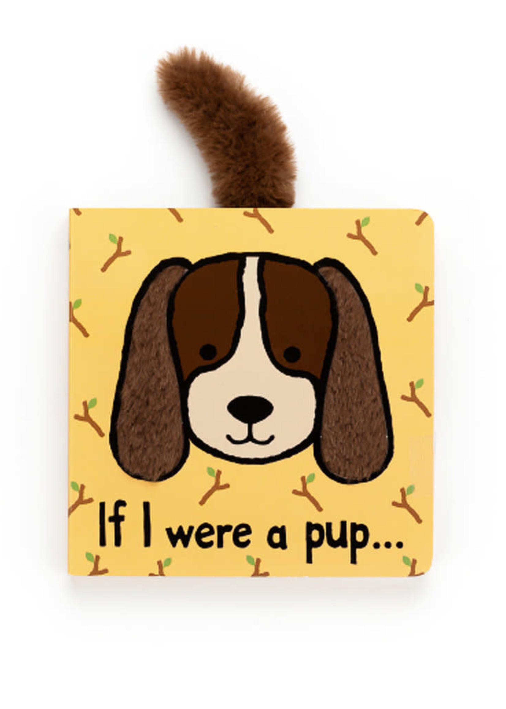 Jellycat JC If I Were a Pup Book