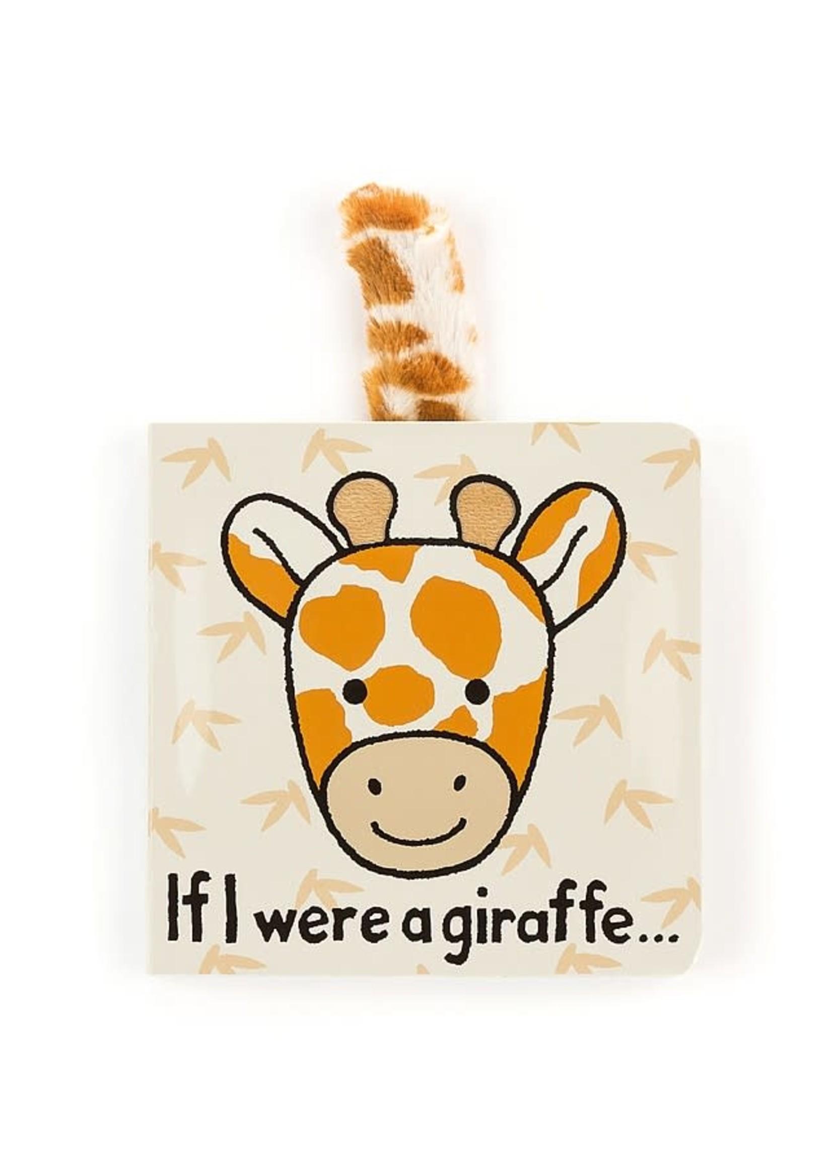 Jellycat JC If I Were a Giraffe Book