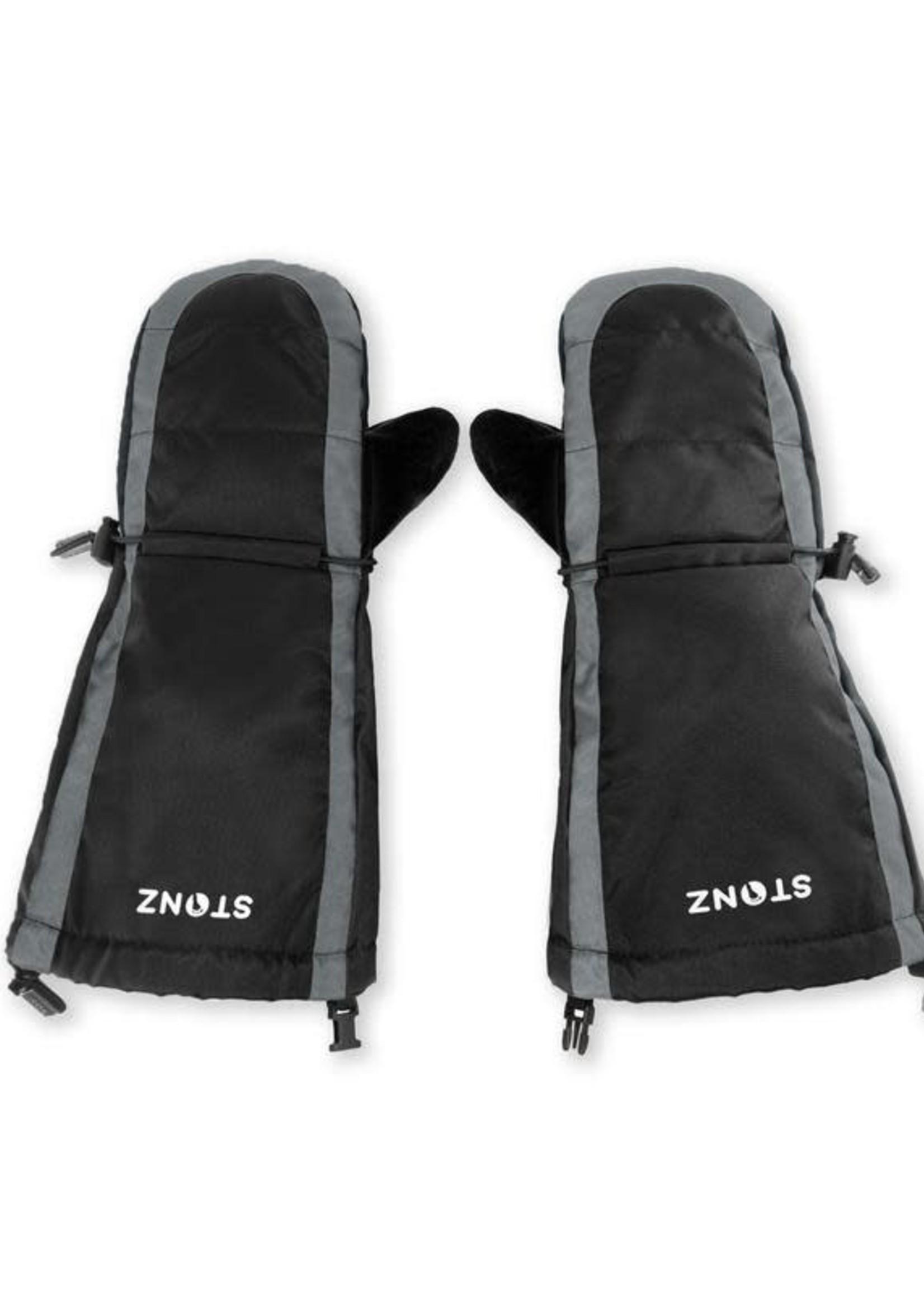 stonz Stonz Mittens (Accented Grey/Black - 2021)