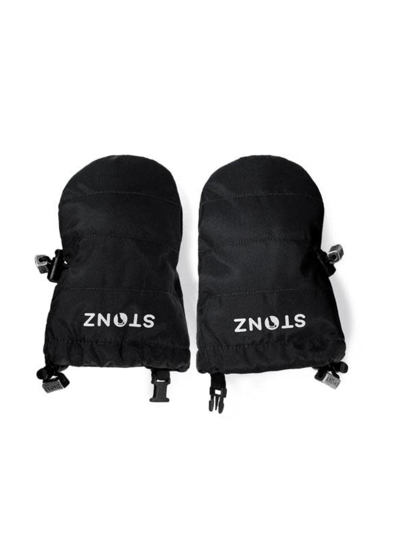 stonz Stonz Baby Mittens (Black - 2021)