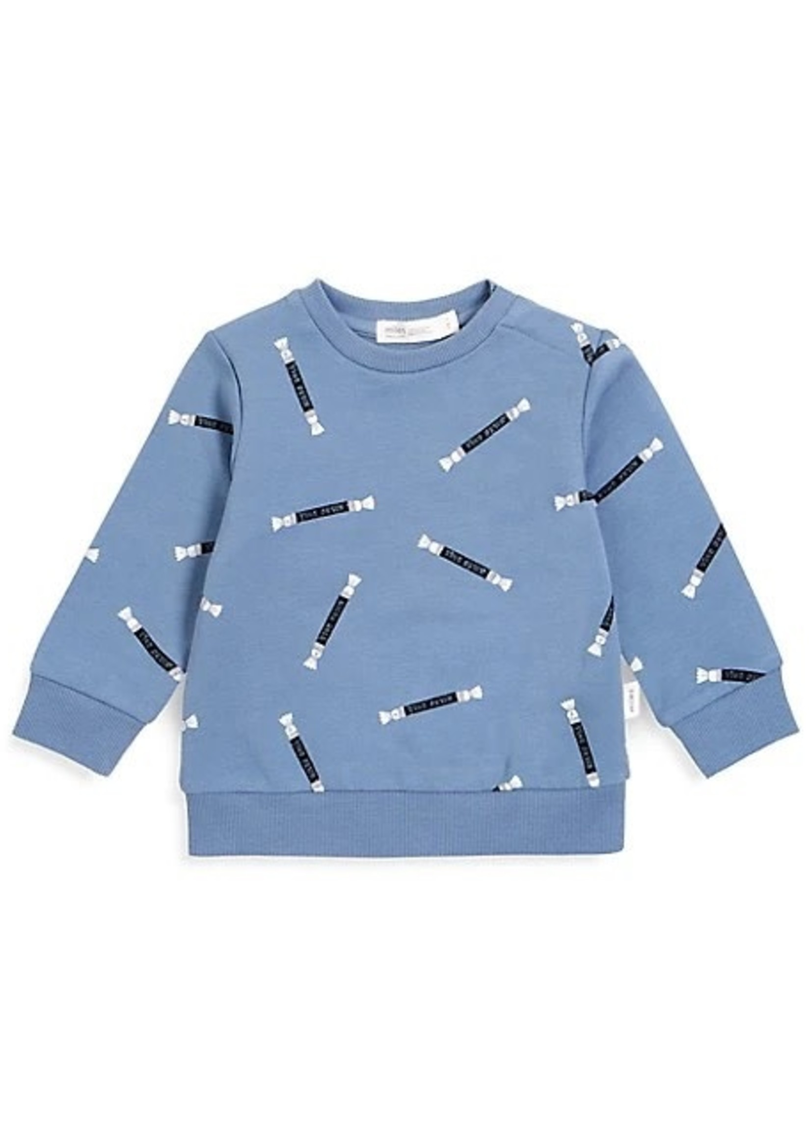 Miles Baby  Sweater (Blue Candyshop)