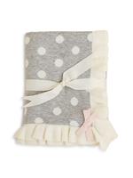 Elegant Baby Dot Blanket
