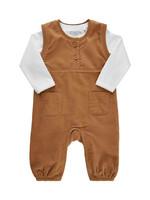 fixoni Fixoni Bodysuit & Romper Set (Almond)