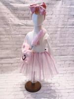 Petite Hailey Petite Hailey Mini Happy Face Tote W/Crossbody Strap (Pink)