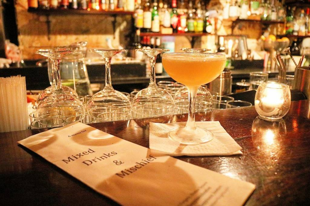 Visiting as Many of the World's 50 Best Bars as Possible in One Trip