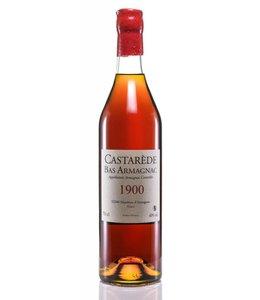 Castarède Armagnac 1900 Castarède