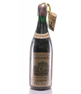 Massandra Massandra Lividia Red Port 1946