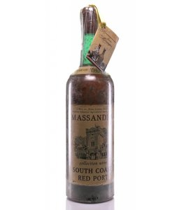 Massandra Massandra Red Port 1945