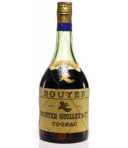 Rouyer Guillet & Co Cognac 1865 Rouyer US Navy