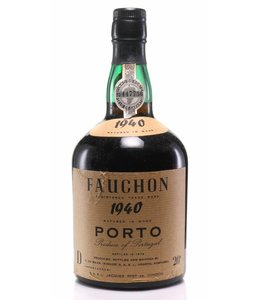 Fauchon Port 1940 Fauchon