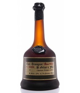 Gelas & Fils B. Armagnac 1925 Gelas & Fils B.