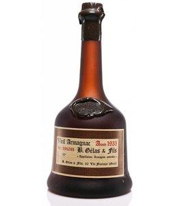 Gelas & Fils B. Armagnac 1935 Gelas & Fils B.
