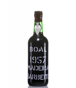 Barbeito Madeira 1957 Barbeito Boal
