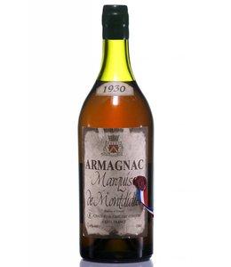 Marquis de Montdidier Armagnac 1930 Marquis de Montdidier