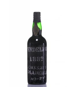 Cossart Gordon & Co Madeira 1882 Cossart Gordon & Co