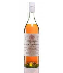 Frapin Cognac 1948 Grand Champagne Berry Brothers