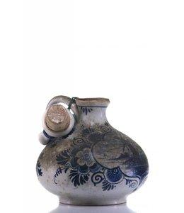 Bols Bols Delftblue Jar Liqueur 1950's