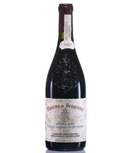 Château de Beaucastel Wine 1997 Château de Beaucastel