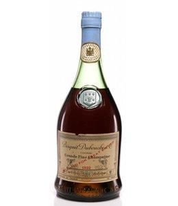 Bisquit Dubouché & Co Cognac 1922 Bisquit Dubouché Grande Fine Champagne