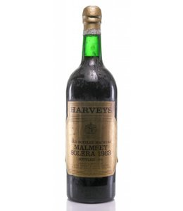 Harvey's Madeira 1863 Harvey's Malmsey Solera