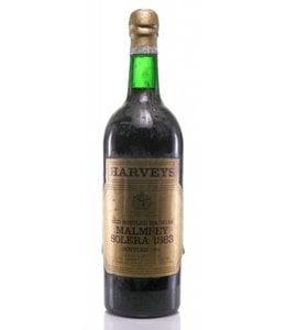Harvey's Madeira 1863 Harvey's Malmsey Solera