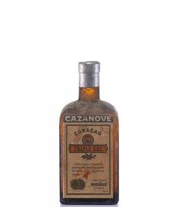 Cazanove Liqueur Cazanove Curacao 1950s