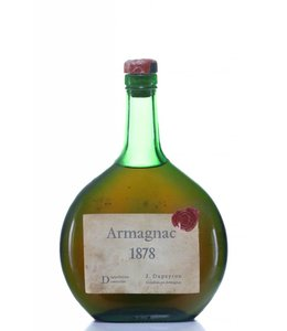 Dupeyron J. Armagnac 1878 Dupeyron J.