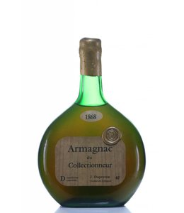 Dupeyron J. Armagnac 1868 Dupeyron J.