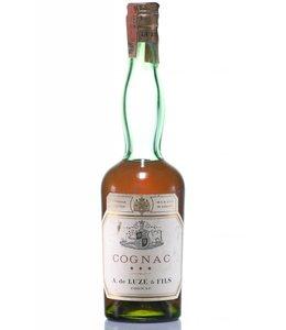 Luze & Fils A. de Cognac 1890 Luze & Fils A. de