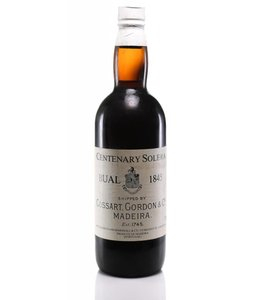 Cossart Gordon & Co Madeira 1845 Cossart Gordon & Co Solera