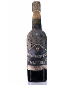 Henriques & Henriques Madeira 1900 Henriques Century Malmsey Solera