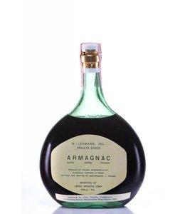 Lehmann Armagnac NV Lehmann