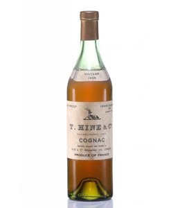 Hine & Co T. Cognac 1935 Hine Grand Champagne Landed