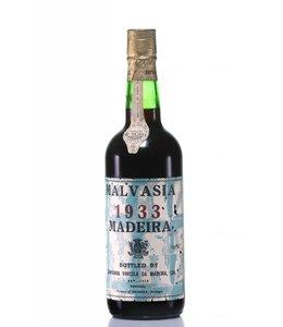 Companhia Vinicola da Madeira Madeira 1933 Companhia Vinicola Malvasia