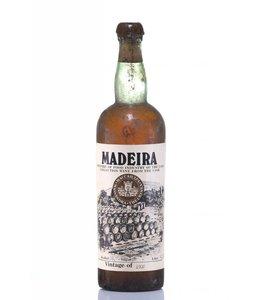 Massandra Massandra Madeira 1932
