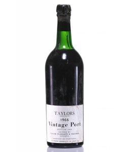 Taylor Fladgate & Yeatman Port 1966 Taylor Fladgate & Yeatman