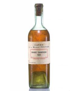 Prunier & Co J. Cognac 1929 Prunier & Co J.
