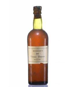Hennessy Cognac 1887 Hennessy Bottled 1922