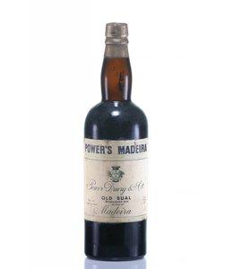 Power & Drury Madeira 1902 Power & Drury Bual