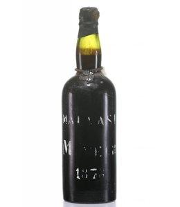 D'Oliveiras Madeira 1878 D'Oliveiras Malvasia