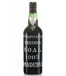 D'Oliveiras Madeira 1903 D'Oliveiras Boal