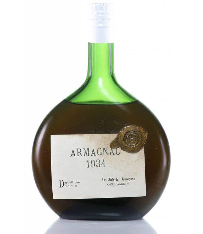 Ryst Armagnac 1934 Ryst