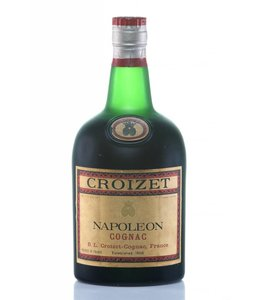 Cognac Croizet Napoleon 1960s