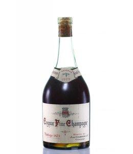 J. de Courbiac Cognac 1875  J. de Courbiac