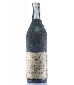 Lichtwitz & Co Cognac 1910 Lichtwitz & Co