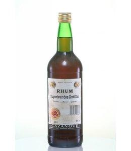 Cazanove Rum Cazanove 1980s