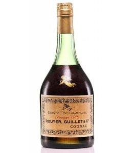 Rouyer Guillet & Co Cognac 1875 Rouyer Guillet & Co