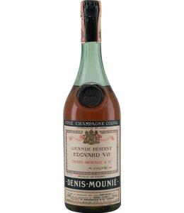 Denis-Mounié Cognac Denis-Mounié Edovard VII Magnum 1960's